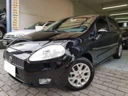 Fiat punto ; 1.4 ; preto ; flex ; manual ; 2010