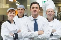 Ajudante / Auxiliar de Cozinha Caxias