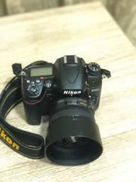 Nikon D7000 + Lente Nikkor 50mm f/1.8G
