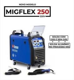Migflex 250 (15 mês de garantia ) Boxer