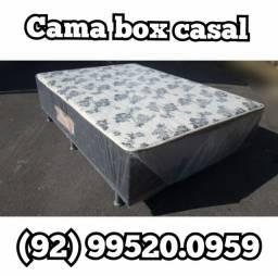 Cama box casal, cama box casal , cama box casal