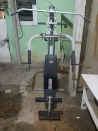 Estação De Musculação Emk 2810 com 50kg