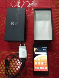 LG K9 16g super novo