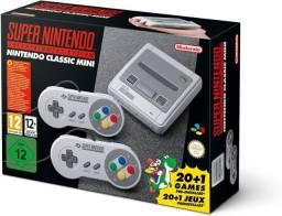 Inclusão de Jogos no Super Nintendo Mini Classic