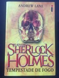 O jovem Sherlock homes