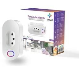 Tomada Inteligente Wifi Smart 16a Para Alexa Google Home