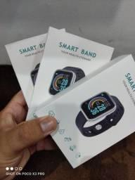 Smartwatch D20 - Modelo atualizado 2021
