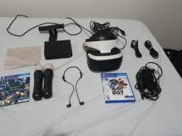 Kit Vr Playstation Completo