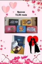 Caixinhas de doces personalizadas