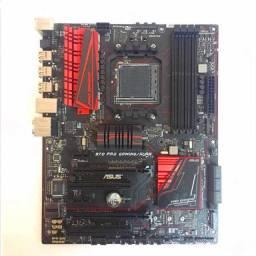 Placa Mãe 970 Pro Gaming aura +AMD Fx 8320E+16 Gb 2xHyperx Fury Ddr3 8gb 1600mhz