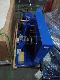 Vendemos condensadoras para Câmara frigorífica de todas as marcas e capacidades.