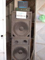 Caixa de som Completa, Leia a descrição
