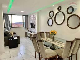 Título do anúncio: Apartamento 02 quartos sendo 01 suíte no Athenas Residence - Maurício de Nassau