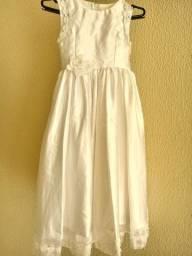 Vendo vestido de daminha