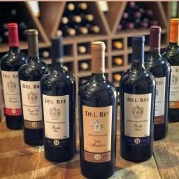 Vinho Del Rei da serra gaúcha