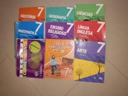 Livros do 7° ano do Adventista