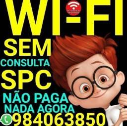 Internet em Manaus com instalação off