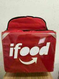 Título do anúncio: Bag Motoboy, Delivery faço envio via olx pay para tudo Br 12xS/ juros