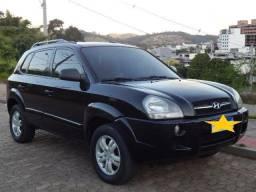 Hyundai Tucson 2.0 automática - Raridade