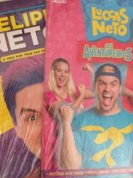 Revistas Lucas Neto e Felipe Neto