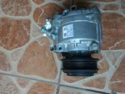 Compressor de ar condicionado Onix Prisma