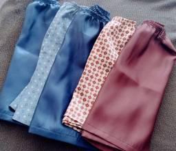 Shorts de Pijama Samba Canção
