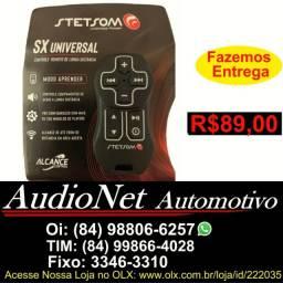 Controle Longa Distancia Stetsom Sx Universal 200 Metros Carro Som Radio Central Player