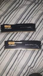 Memoria RAM HyperX 4gb