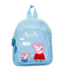 Mochila Infantil Peppa E George Pig