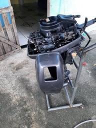 Motor de popa  yamaha  15 hp