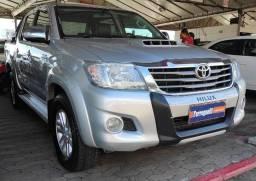 Hilux Cabine Dupla SRV 3.0 4x4 Diesel Automatico 2013