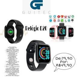 Título do anúncio: Smart watch D20