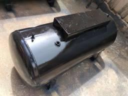 Reservatório ou cilindro de compressor 200L