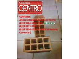 Compre com confiança direto de fabrica, carrada de tijolos 8 furos menor preço