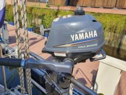Motor de Popa Yamaha 2.5HP 4 Tempos