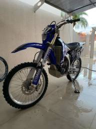 WR 250F 2012