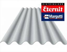 Eternit e Brasilit Telhas de 4mm a 6mm a Pronta entrega