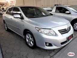 Toyota Corolla Xei 1.8 Aut - Lindo! Doc. 2019 Total Pago!!! Veja Condicoes Especiais! - 2009