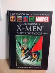 Coleção Salvat Capa Preta da Marvel
