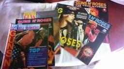 Revista Guns N Roses (Anos 90)
