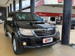 Toyota Hilux 3.0 Srv Cab. Dupla 4x4 Aut. 4p - 2014