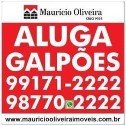 GALPÃO com 8.000