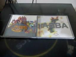Beatles e ABBA cd comprar usado  Santo André