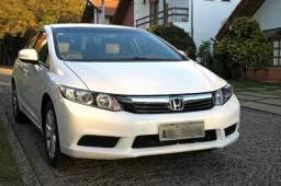 Honda Civic 2012 Lxl/Lxl SE 1.8 Flex - Mec 16V - 2012