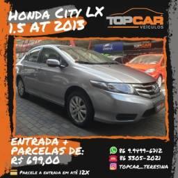 Honda City LX 1.5 AT 2013 - 2013