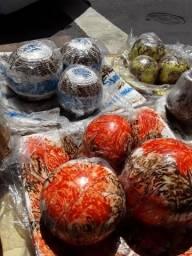 Lindos prato bolas feito em argila cerâmica para mais informações zap *