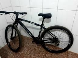 Bicicleta gts aro 29 24 velocidades 3 meses de uso