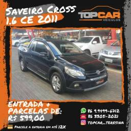 VW Saveiro Cross 1.6 CE 2011 - 2011