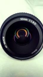 50mm NIKON 1.8D