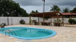 Casa com piscina são Jose da Coroa Grande